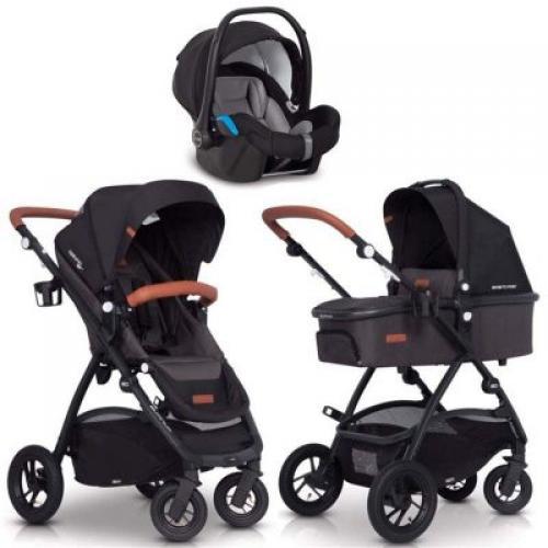 Детская модульная коляска EasyGo Optimo Air 3 в 1