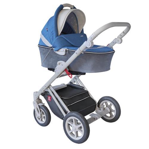 Детская модульная коляска Tutek Diamos 3 в 1