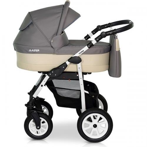 Детская модульная коляска Verdi Laser 3 в 1