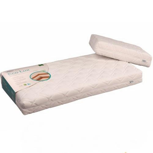 Детский ортопедический матрас в кроватку-трансформер Plitex EcoLux 170*60