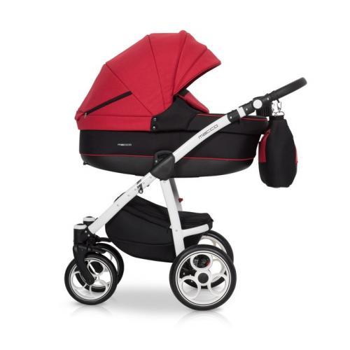 Детская модульная коляска Riko Macco 2 в 1