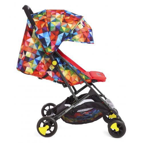 Детская прогулочная коляска COSATTO WOOSH BB