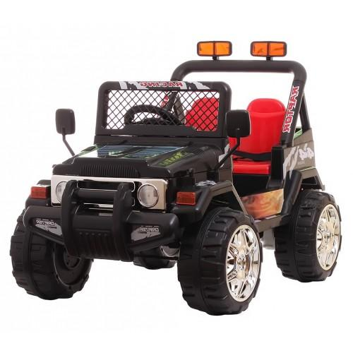 Детский электромобиль Jeep Raptor Eva Lux (двухместный)