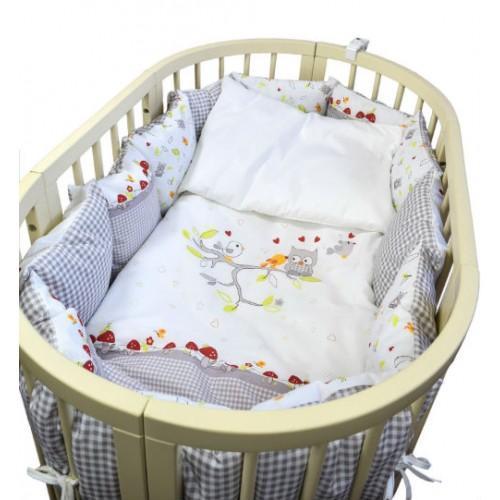 Комплект детского постельного белья L'abielle Francis 6