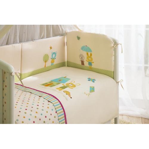Комплект детского постельного белья Perina Глория Happy day 4