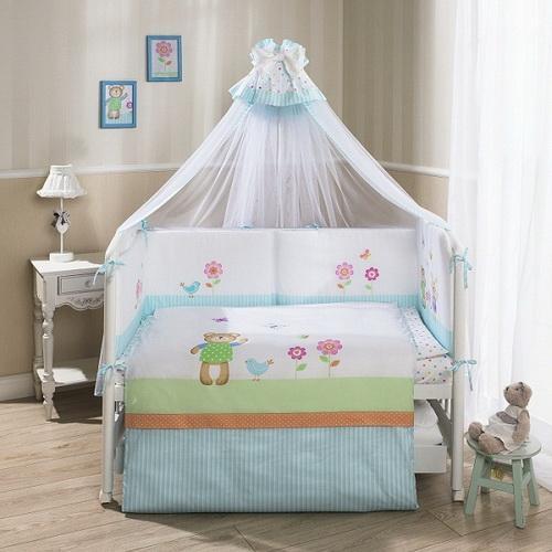 Комплект детского постельного белья Perina Глория 7 Helloy