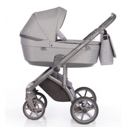 Детская модульная коляска Roan Bloom 2в1