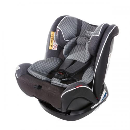 Детское автомобильное кресло Martin Noir IQ-Fix Aero