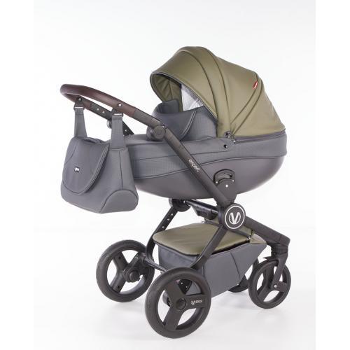 Детская модульная коляска Verdi Expert 3 в 1