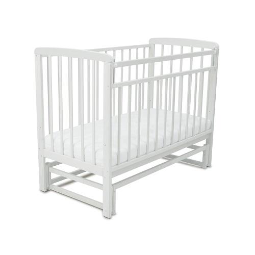 Детская кроватка с поперечным маятниковым механизмом СКВ 304001
