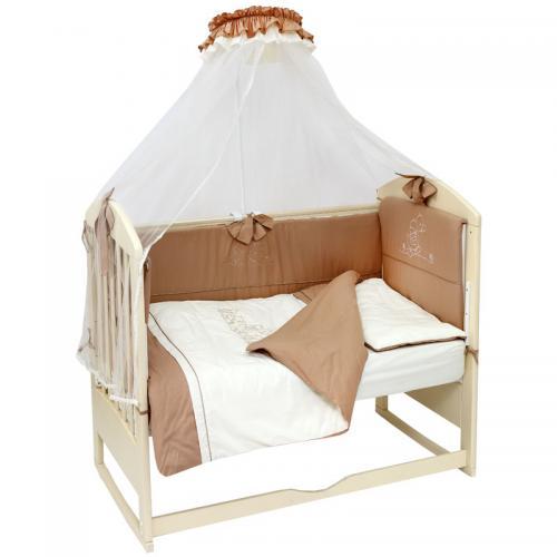Комплект постельного белья Топотушки «Капучино» 8 предметов
