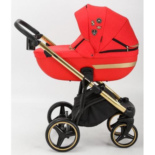 Детская модульная коляска Adamex Cortina Special Edition 3 в 1