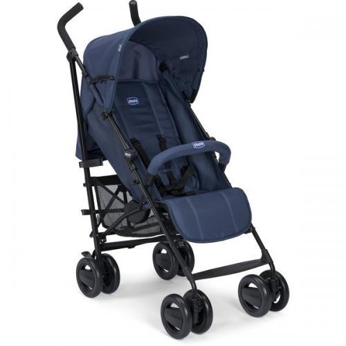 Детская прогулочная коляска Chicco LONDON UP с бампером