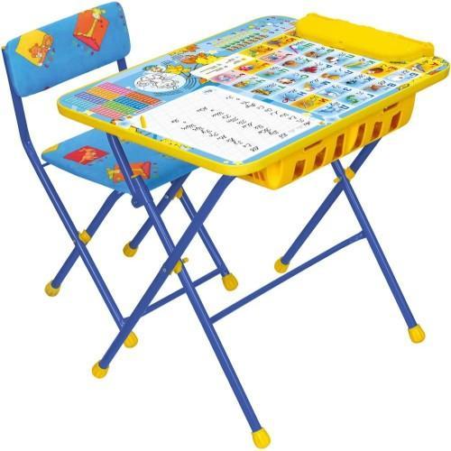 Складной комплект детской мебели Ника Первоклашка-осень арт.КУ2П/11