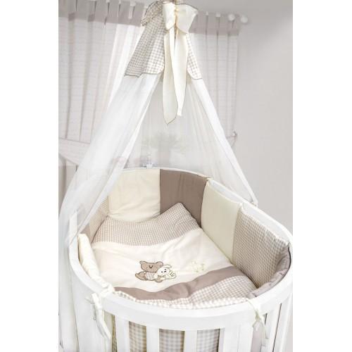 Комплект детского постельного белья L'abielle Крем-Брюле 8