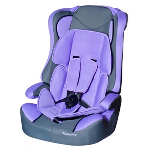 Детское автомобильное кресло Мишутка LB 513 RF