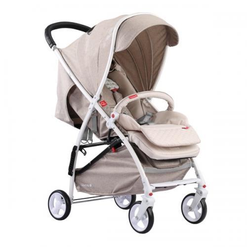 Детская прогулочная коляска Quatro Lion