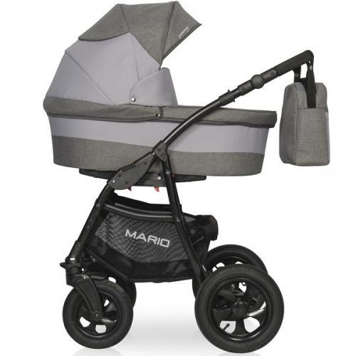 Детская модульная коляска RIKO MARIO 2 в 1