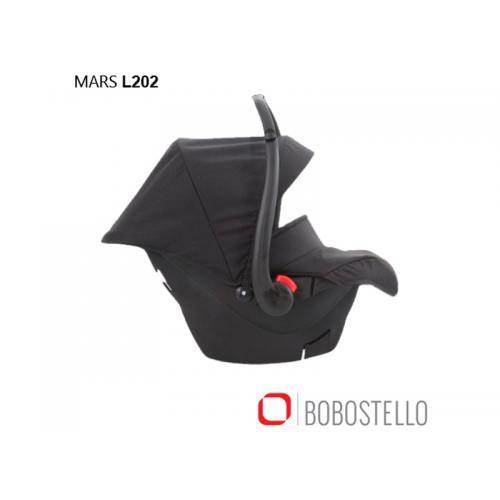Детское автомобильное кресло Bebetto Bobostello Mars