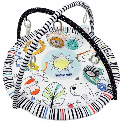 Детский игровой развивающий коврик BabyMix Фантазия Арт. 3491