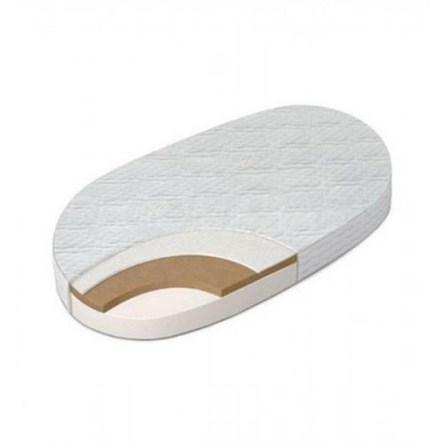 Матрас овальный Inkanto (Холлкон 10см + кокос 1см + латекс 1 см) 65 см