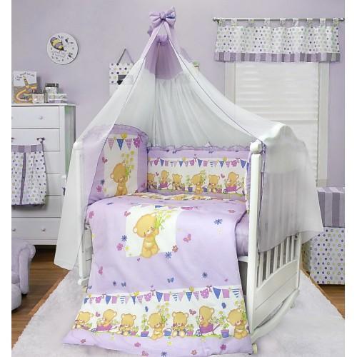 Детское постельное белье Bombus Мишаня