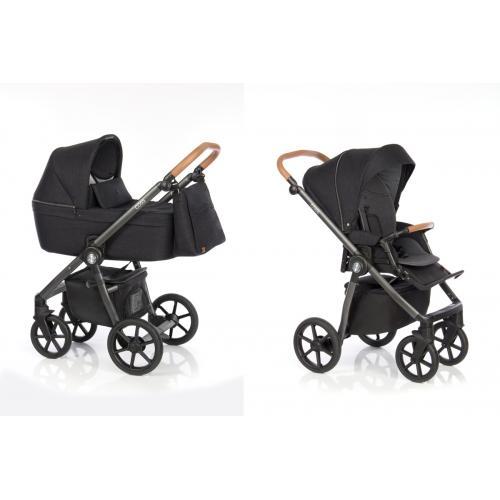 Детская модульная коляска Roan Coss 3 в 1