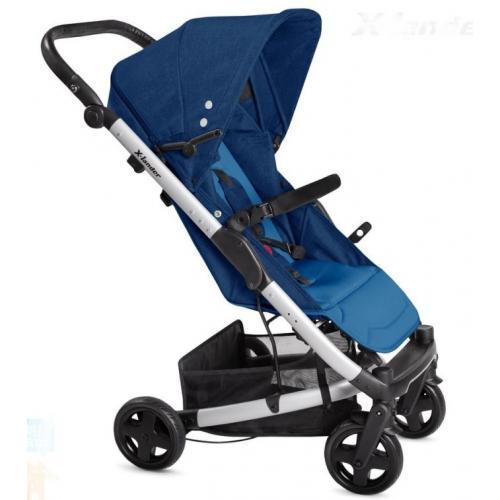 Детская прогулочная коляска X-Lander X-GO