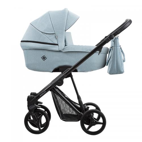 Детская модульная коляска Bebetto Nitello 3в1