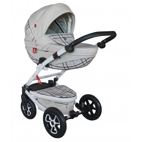 Детская модульная коляска Tutek Timer 3в1
