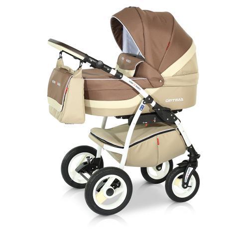 Детская модульная коляска Verdi Optima 3 в 1