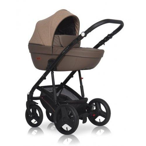 Детская модульная коляска Riko Basic Aicon 3 в 1