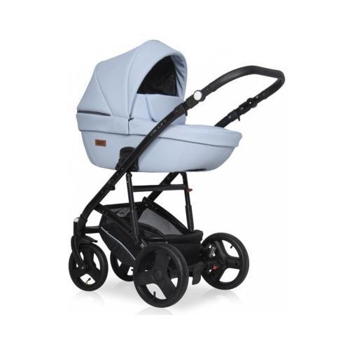Детская модульная коляска 2 в 1 Riko Basic Aicon Pastel