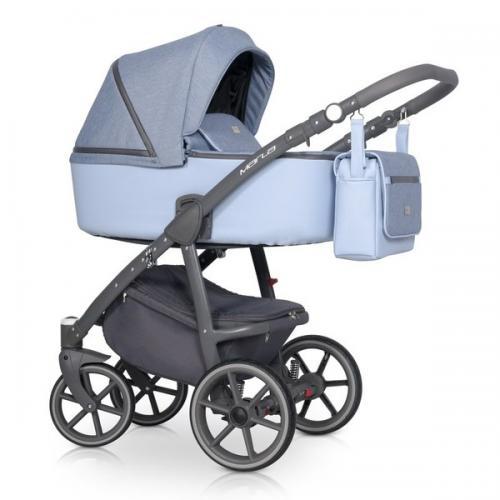 Детская модульная коляска Riko Marla 2в1