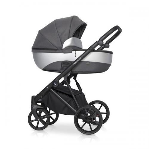 Детская модульная коляска Riko Nano Pro 3 в 1