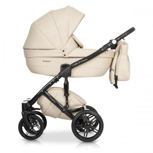 Детская модульная коляска Riko Naturo Ecco 2 в 1