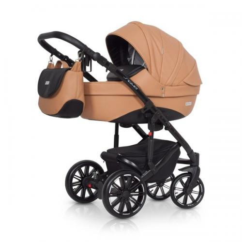 Детская модульная коляска Riko Sigma 3 в 1