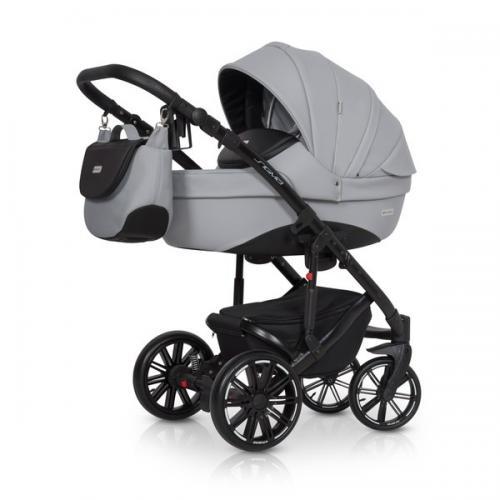 Детская модульная коляска Riko Sigma 2 в 1
