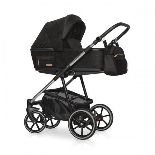Детская модульная коляска Riko Swift Premium 3 в 1