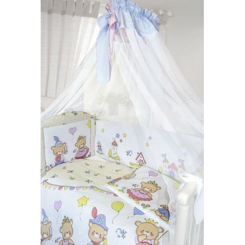Комплект детского постельного белья L'abielle Рыцари и принцессы 7