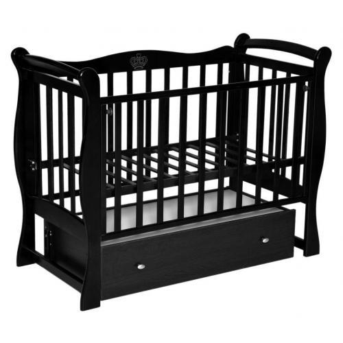 Детская кроватка Антел Северянка-1 (поперечный маятник)