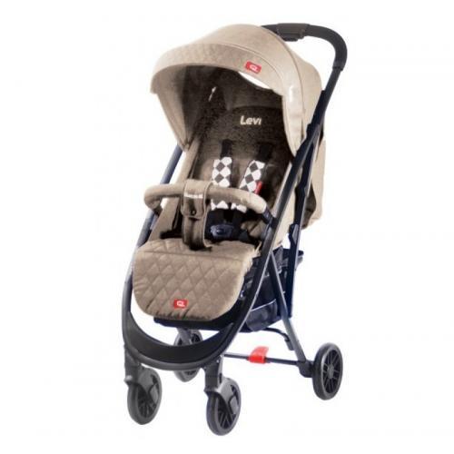 Детская прогулочная коляска Quatro Levi