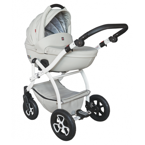 Детская модульная коляска Tutek Trido Eco 3 в 1