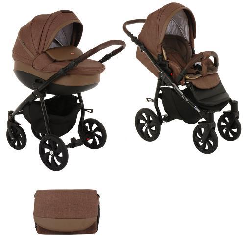 Детская модульная коляска Tutis Nanni 3 в 1