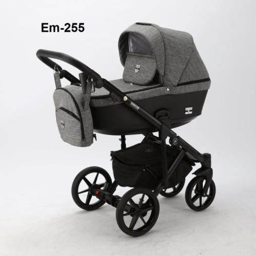 Детская модульная коляска Adamex Emilio 2 в 1