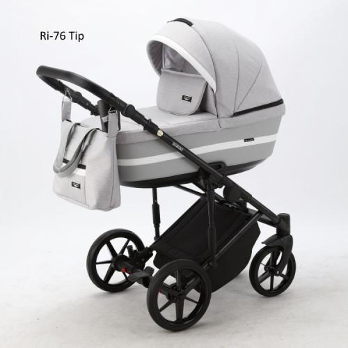 Детская модульная коляска Adamex Rimini TIP 2 в 1