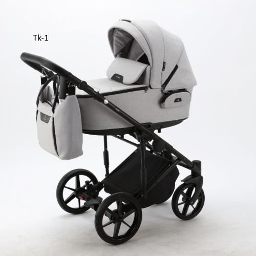 Детская модульная коляска Adamex Paolo 2 в 1