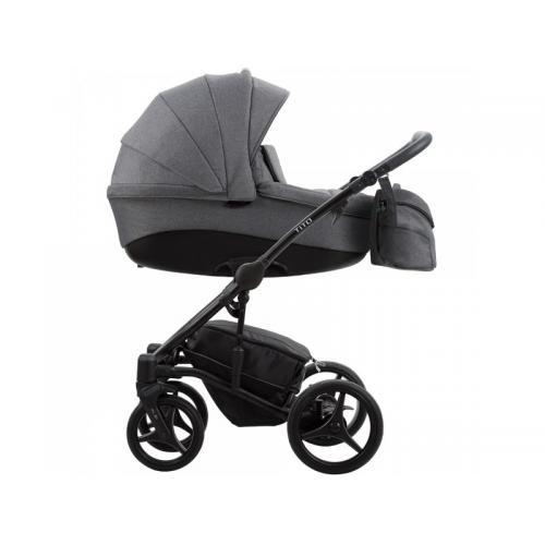 Детская модульная коляска Bebetto Tito 2 в 1 2020