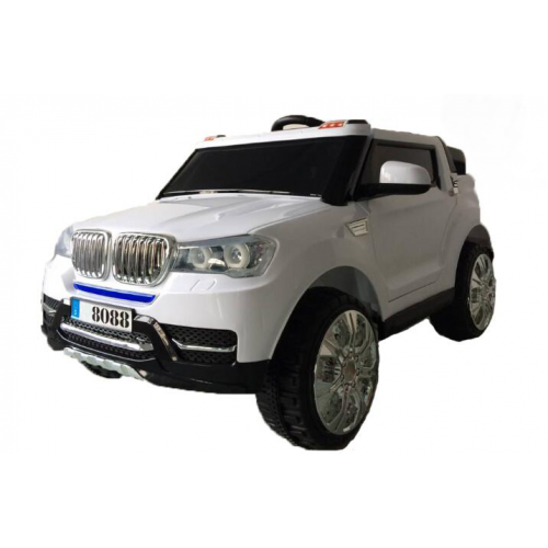Детский электромобиль BMW X5 EVA Lux (двухместный)
