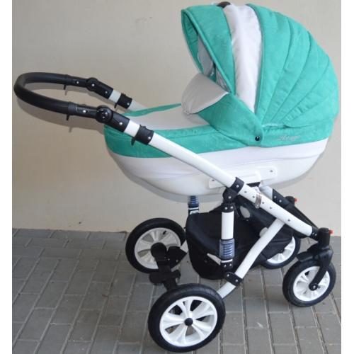 Детская модульная коляска Gusio Florencia 4 в 1
